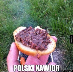Kawior po Polsku