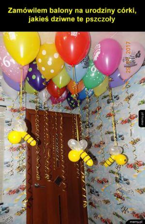 Urodziny córki