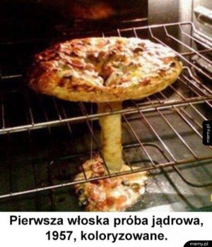 Pizza włoska