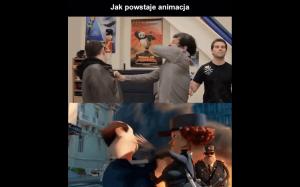 Jak powstają animacje