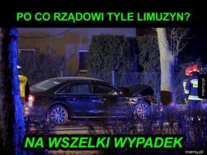 Limuzyna Szydło