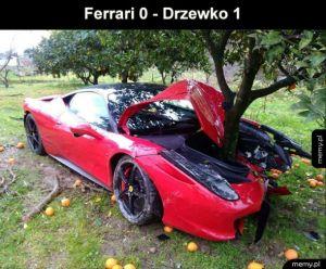 Delikatny samochód