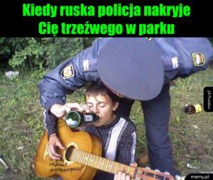 Policja w Rosji