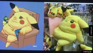 Pikachu po roku w USA