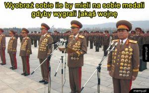 Koreańscy generałowie