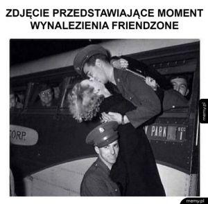 Pierwszy friendzone ever