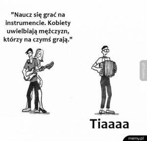Naucz się grac na instrumencie
