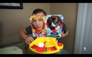 Koteł chyba nie zna zasad gry