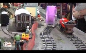 Pociąg o mocy jednego chomika