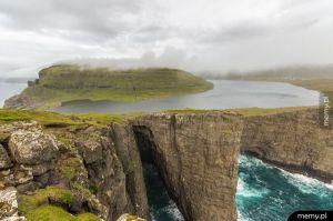 Jezioro na Wyspach Owczych