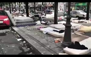 Paryż - wzbogacone kulturowo miasto