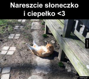 Wiosno witaj!