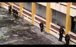 Trening sił specjalnych