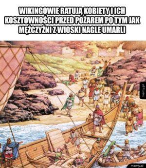 Dobre ziomki wikingowie