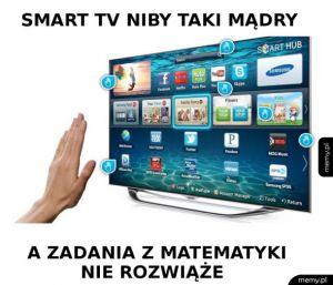Telewizory SMART TV takie są...