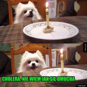 Ciasteczko urodzinowe