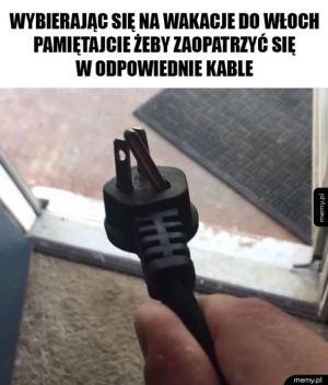 Włoski kabel