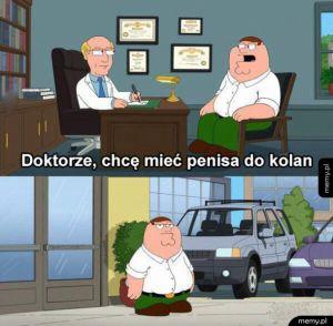 Peter jest najlepszy