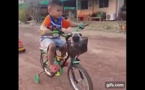 Przejażdżka z kumplami