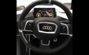 Audi transformacja