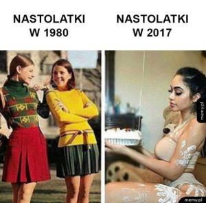 Kiedyś kobiety wyglądały inaczej