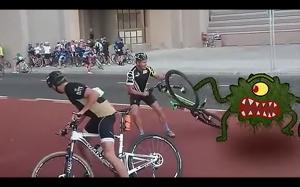 Potwór rowerowy