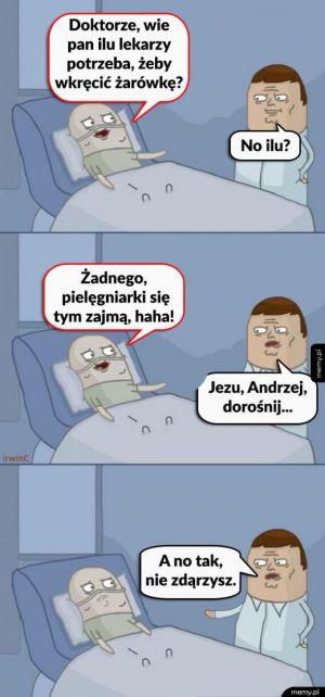 Dowcipniś Andrzej