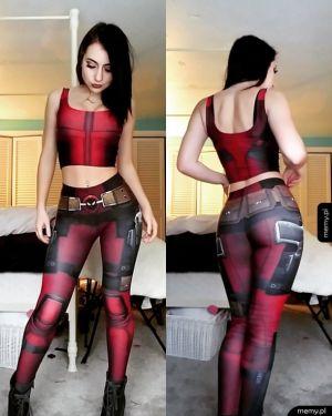 Fajny Deadpool