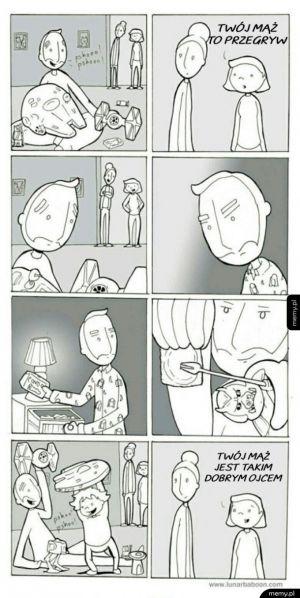Jak zostać dobrym ojcem