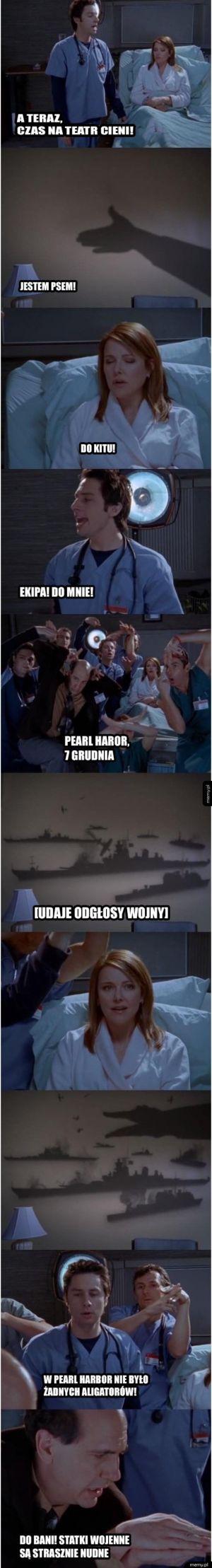 Hoży doktorzy - mój ulubiony serial!