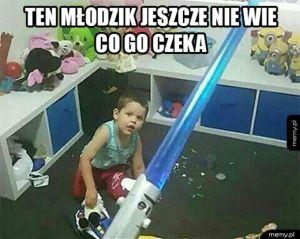 Typowy Anakin Skywalker