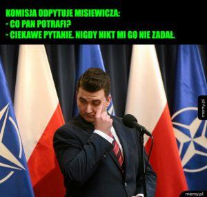 Misiewicz przed specjalną komisją PiS
