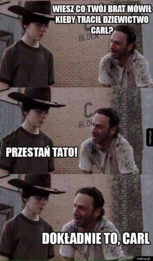 Nie płacz Carl