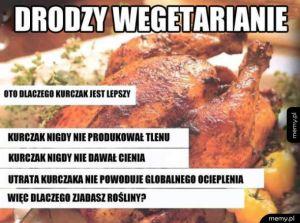 Do wegetarian