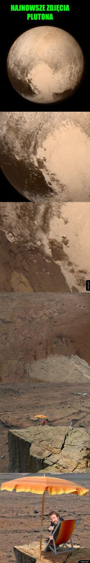 NASA opublikowała najnowsze zdjęcia