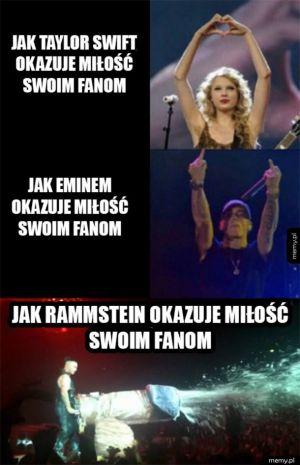 Dlatego kocham Rammstein