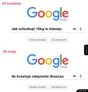 Wujek google pomoże