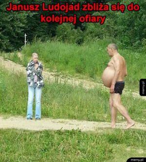 Janusz ludojad