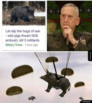 Problem z ISIS rozwiązany