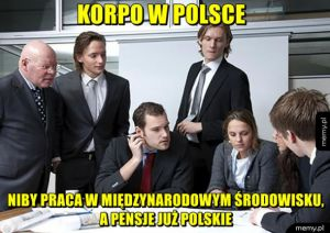 Polskie korpo
