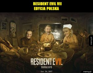 Resident Evil VII Edycja Polska