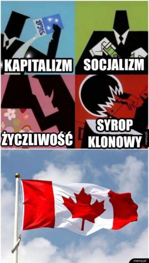 Jak powstała kanada