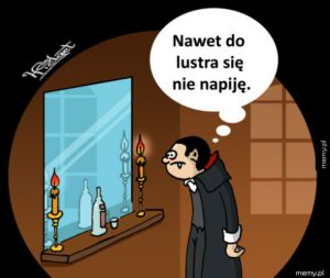 Nieszczęśliwy Drakula