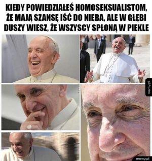 Papież żartowniś