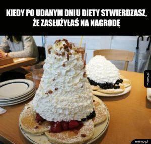 Kiedy jesteś na diecie