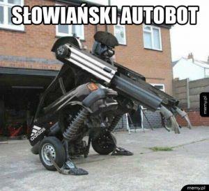 Słowiański autobot