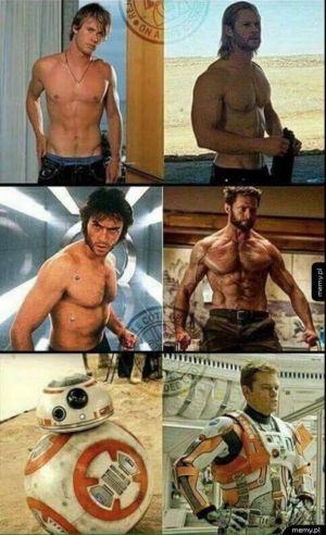 Jak dorastali aktorzy
