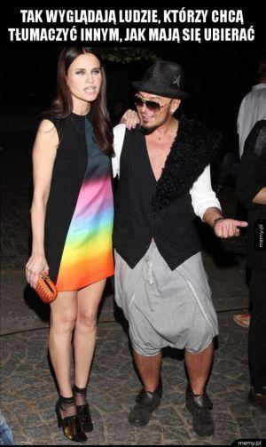 Znawcy mody