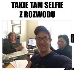 Selfie z rozwodu