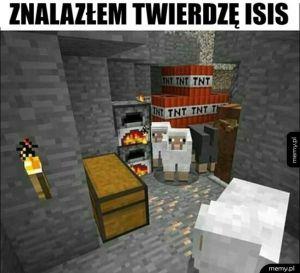 Kryjówka Isis